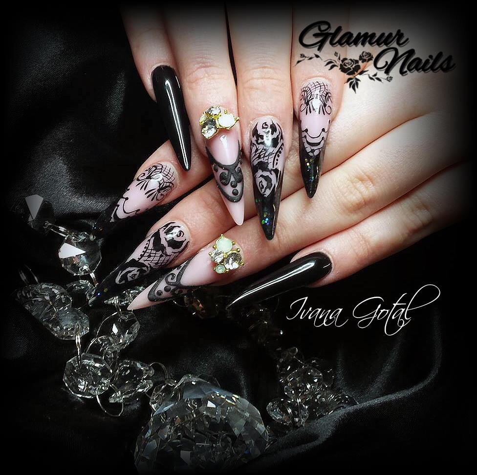 Glamur Nails 6 SLJ